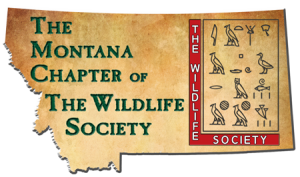 Montana Chapter of The Wildlife Society Logo