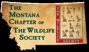 Montana Chapter of The Wildlife Society Logo