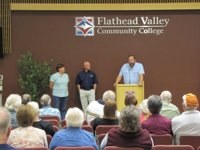 FVCC sheep talk